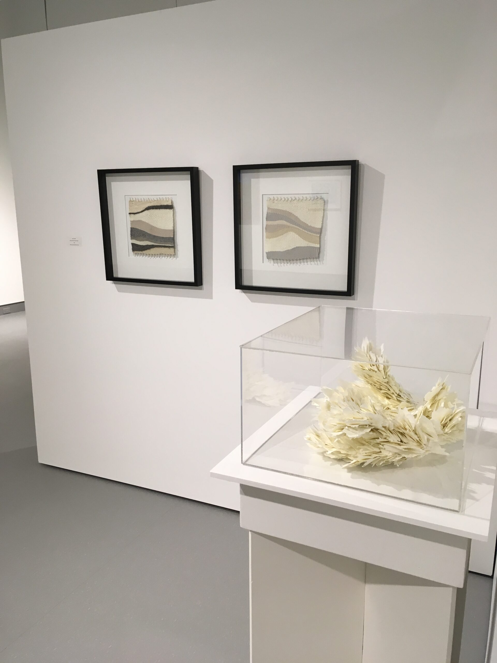 Pieces at Latcham art gallery