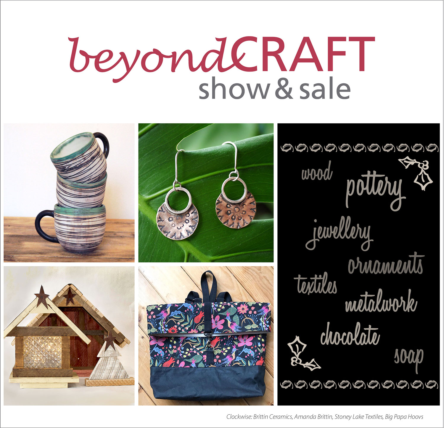 Beyond Craft show and sale