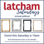 Latcham Saturdays Four Frame Challenge