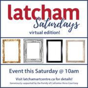 Latcham Saturdays Four Frame Challenge