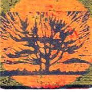 Printmaking Without a Press  (linocuts and Gelli-Plate Mono Prints) (18+)