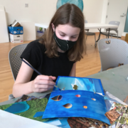 Youth Open Studio (Youth Ages 12 – 16)